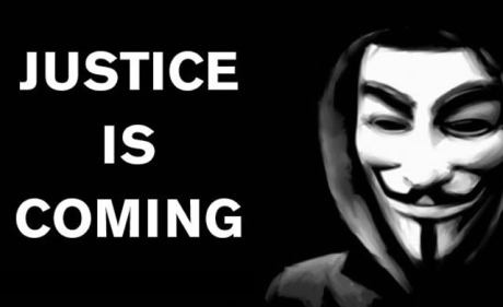 Justice is comin #OpUSA