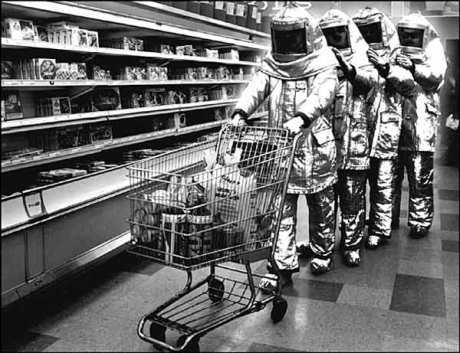 The Residents 1978 GroceryStore