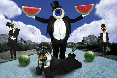 The Residents 2000 Cdphoto
